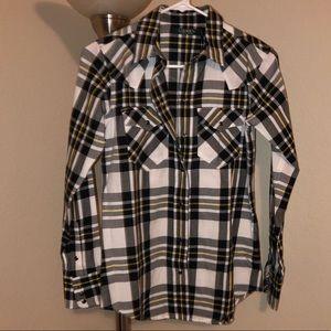 Ralph Lauren Plaid women's Button DownNWT-XS